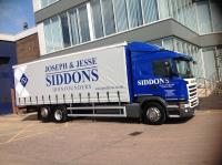 J&J Siddons Invest in New Lorry